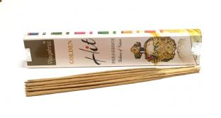 Vijayshree Golden Incense Sticks - Hit (15g = 15 sticks approx.) (1)